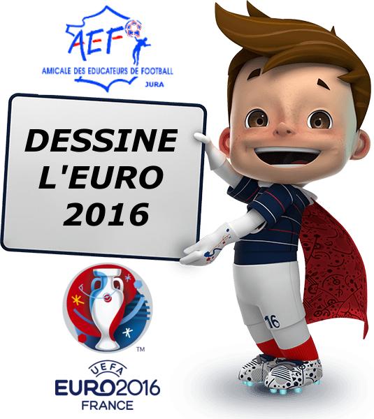 Dessine l'Euro 2016